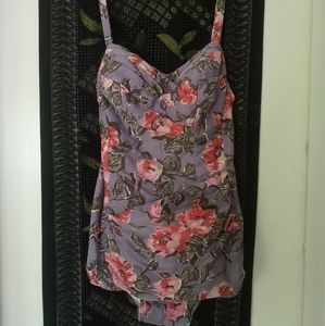 Other - Vintage One Piece Bathing Suit